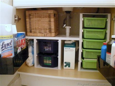 kitchen sink storage solutions our forever house 31 days to a functional kitchen day 6