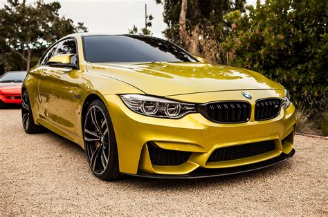 Bmw M4 by Bmw M4 Coupe Concept Appears At Pebble Live