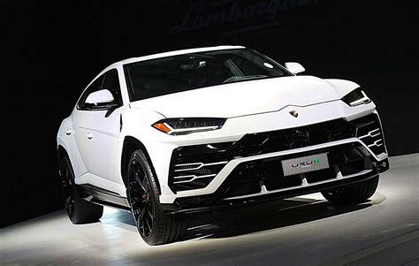 Lamborghini Says New Urus Will Soon Have Companion Model