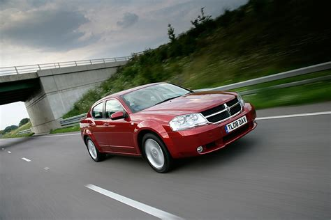 2010 Dodge Avenger Reviews by Auto123 New Cars Used Cars Auto Shows Car Reviews