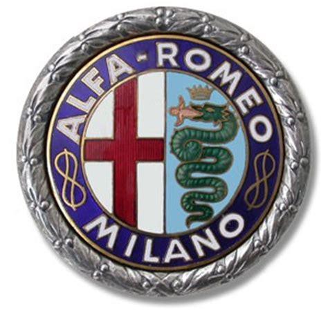Alfa Romeo Emblem by Alfa Romeo Emblem 1930 1946 Alfa Romeo Shop
