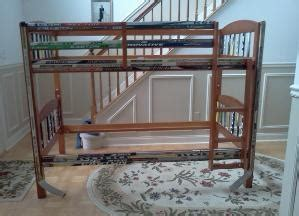 hockey bed frame hockey stick bunk bed ideas for house
