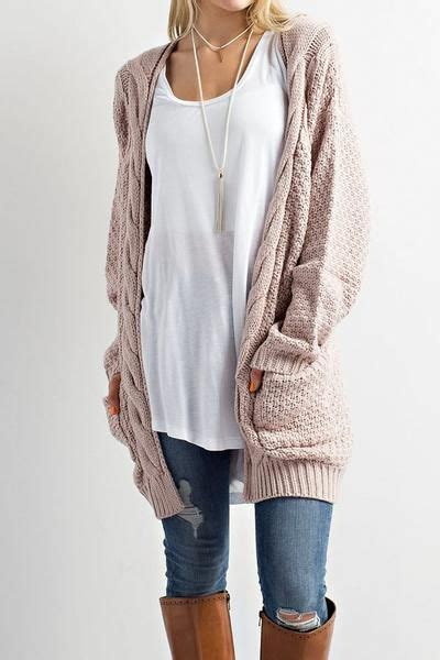Best 25 Cable Knit Cardigan Ideas On Chunky
