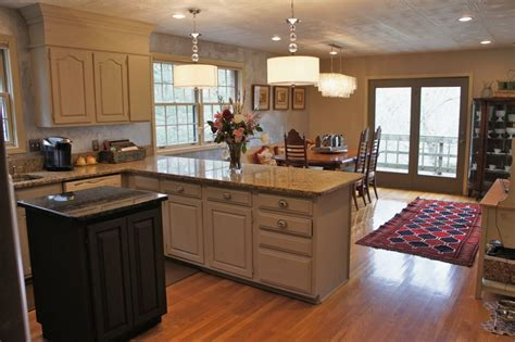 chalk paint island chalk paint kitchen cabinets and island optimizing home