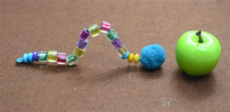 bead bug free pattern for beaded bugs with colorful acrylic