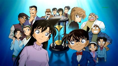 detective conan detective conan wallpapers wallpaper cave