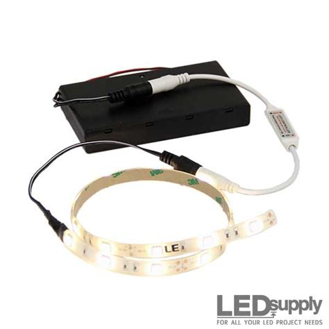 battery powered led lights battery operated led light