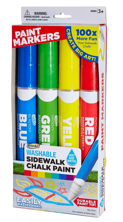 chalk paint markers summer with new products from roseart she scribes