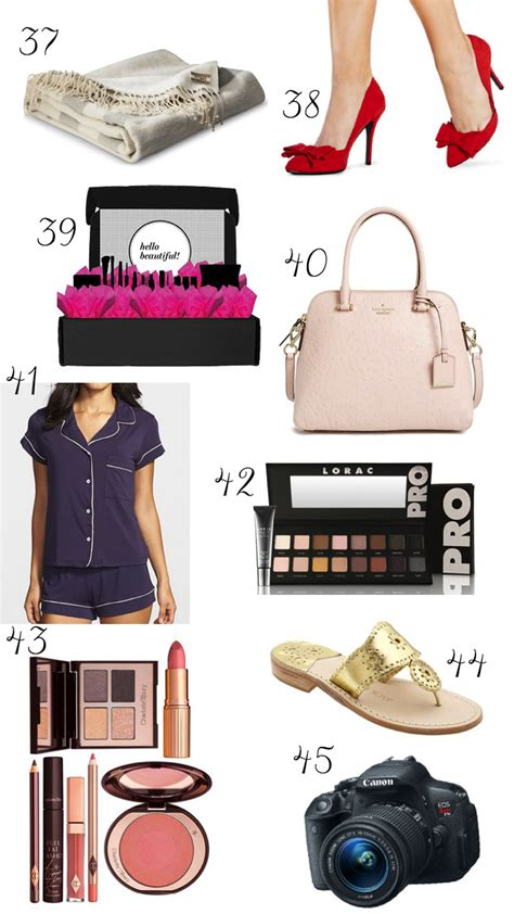 best gifts for women the best christmas gifts for women ashley brooke nicholas