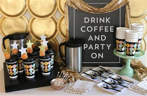 Viewing Party Coffee Bar   Evite