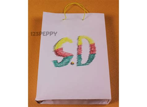 how to make craft paper bags how to make paper bag 123peppy