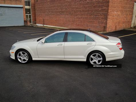 2007 Mercedes S 550 by 2007 Mercedes S550 Amg Designo Edition One Of A