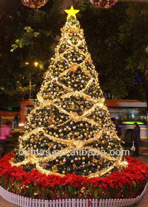 imagenes de arboles de navidad arboles de navidad decorados con mallas imagui www