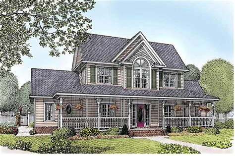 traditional country house plans house design