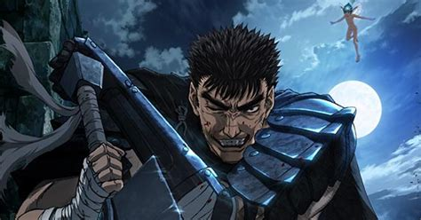 new show berserk gets a new tv series in july this year tgg