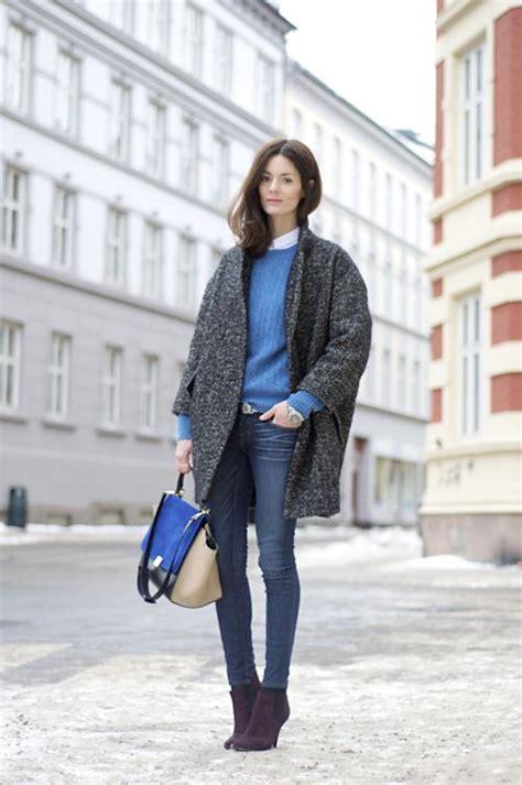 5 looks d hiver avec un manteau gris taaora mode tendances looks