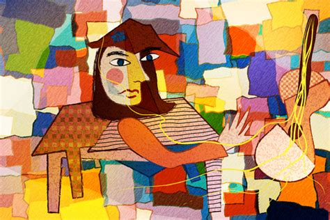 picasso paintings definition how to create a cubist masterpiece in illustrator