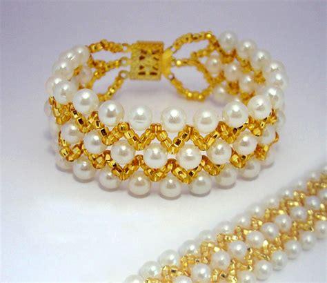 free beaded bracelet patterns free pattern for beautiful beaded bracelet