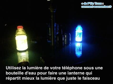 pas de lanterne pour le cing faites en une maison en 1 min chrono