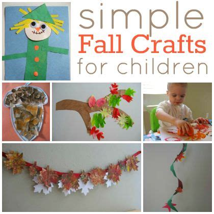 easy fall crafts 86 best projects fall images on elementary
