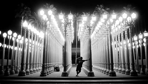 lights in los angeles quot light quot los angeles california half