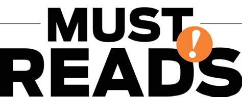 must read must reads for all content creators