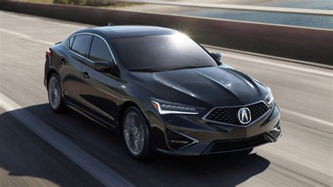 2019 Acura Ilx by 2019 Acura Ilx Redesigned Gets More Safety Features