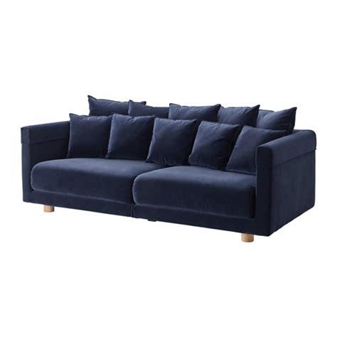 stockholm 2017 sofa sandbacka blue ikea