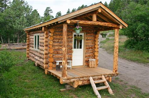 tiny house cabin coolest cabins tiny house log cabin