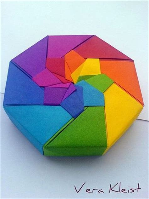 origami sided paper 25 best ideas about origami boxes on diy box