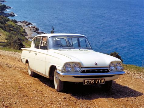 Classic Ford Cars by In Time 1961 Cars Ford Consul Classic Ford