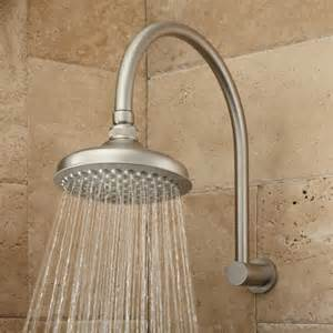 bathroom shower heads roux rainfall shower with modern arm shower heads