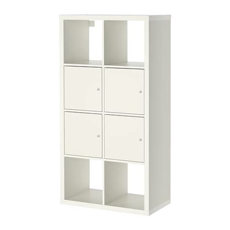 shelving unit with doors kallax shelving unit with doors ikea