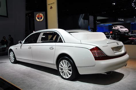 Price Of A Maybach by Maybach Landaulet 2011 The Luxury Cars Specification