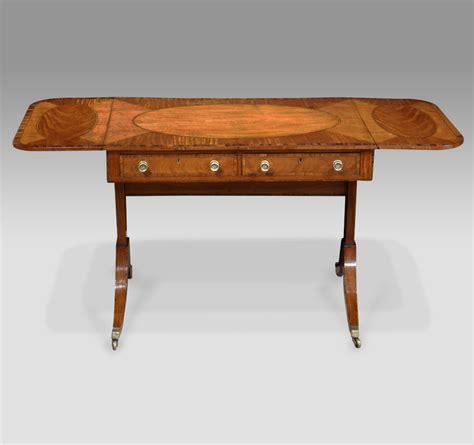 small antique sofa table pembroke table sofa table