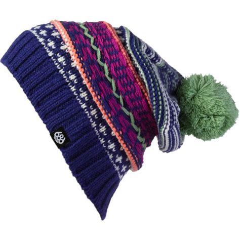 cool knit beanies eeeeeekkkkkkk this multi pattern beani random