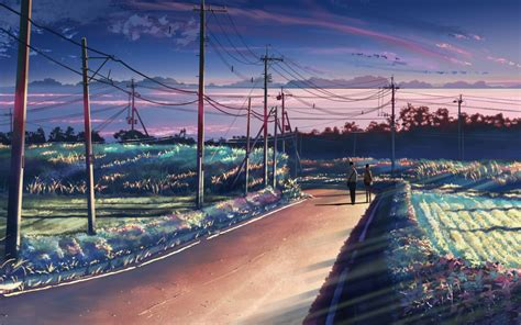 centimeters per second 5 centimeters per second review analysis byōsoku go