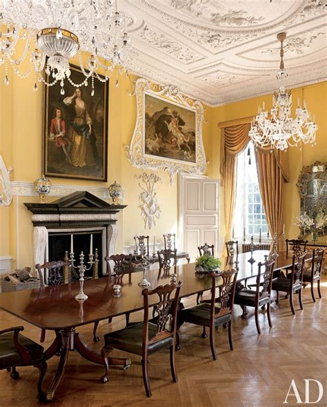 Traditional Dining Room Ideas traditional dining room by spencer churchill designs inc