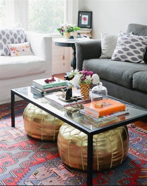 what to put on a coffee table best 25 glass top coffee table ideas on