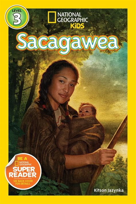 a picture book of sacagawea national geographic reader sacagawea children s book