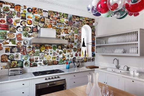 country kitchen wallpaper ideas wallpaper in a country kitchen ideas studio design