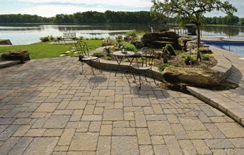 patio designs with pavers paver patio design tips and pictures