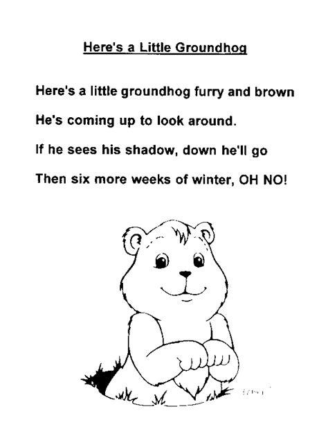groundhog day kindergarten worksheets groundhog day activities for preschoolers groundhog day