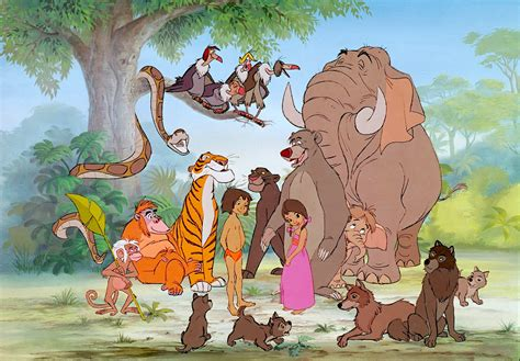 jungle book pictures disney jungle book characters the jungle book wallpaper