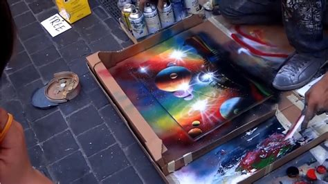 spray painter names amazing artist amazing painting