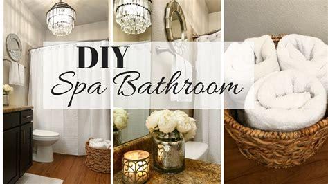 Spa Bathroom Ideas For Small Bathrooms by Spa Bathroom Decor Ideas Small Bathroom Makeover