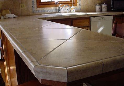 kitchen counter tile ideas ceramic tile kitchen countertop kitchentoday