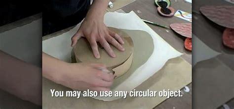 how to make ceramic how to make a ceramic slab plate 171 ceramics pottery