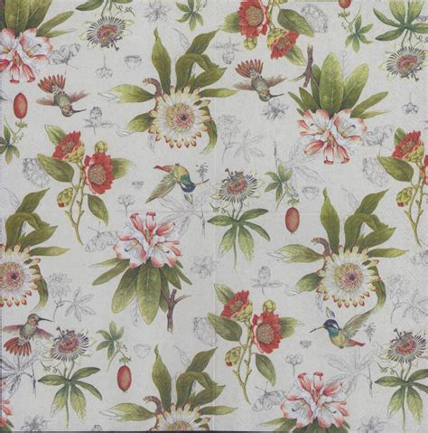 decoupage paper decoupage paper napkins of hummingbird and flowers