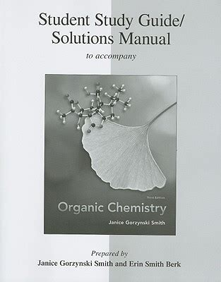student study guide and solutions manual for brown iverson anslyn foote s organic chemistry 8th edition student study guide solutions manual to accompany organic